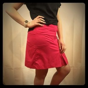 Tail Skirts - Tail Hot Pink Golf Skort Size 6